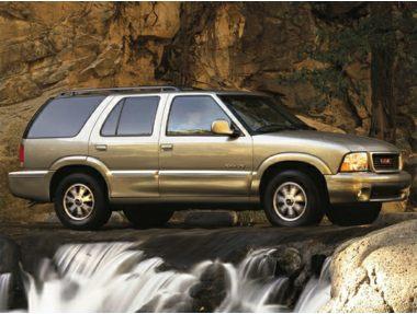 2000 GMC Envoy SUV