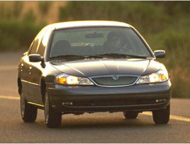 2000 Mercury Mystique Sedan