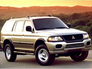 2000 Mitsubishi Montero Sport SUV