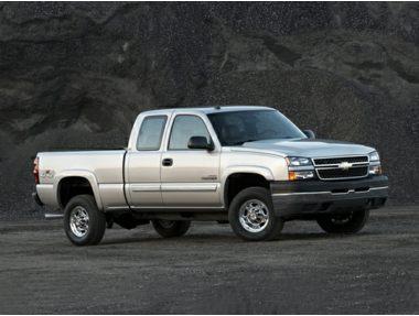 2007 Chevrolet Silverado 1500HD Classic Truck