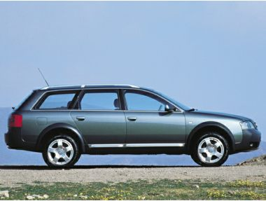 2001 audi allroad base m6 wagon ratings prices trims. Black Bedroom Furniture Sets. Home Design Ideas