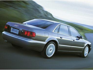 2001 Audi S8 Sedan
