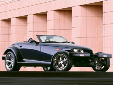 2001 Chrysler Prowler Convertible
