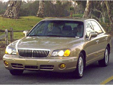 2001 Hyundai XG300 Sedan