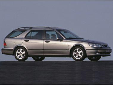2001 Saab 9-5 Wagon