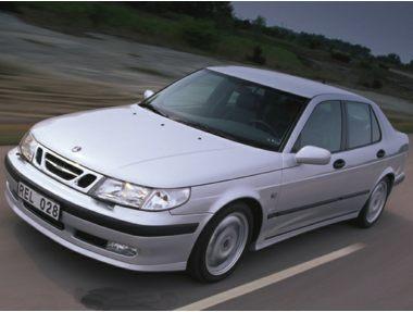 2001 Saab 9-5 Sedan