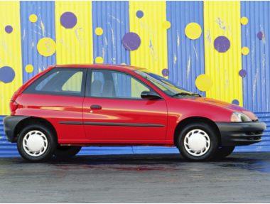 2001 Suzuki Swift Hatchback