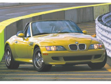2002 BMW M Convertible