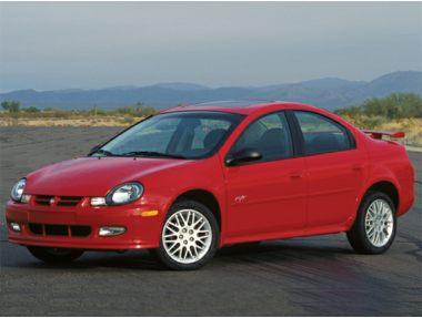 2002 Dodge Neon Sedan