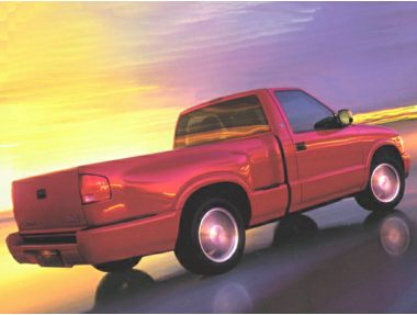2003 GMC Sonoma Truck