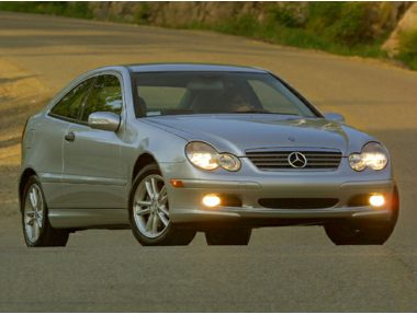 2002 mercedes benz c class base coupe ratings prices for 2002 mercedes benz c class coupe