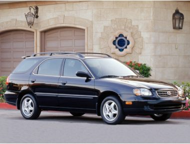 2002 Suzuki Esteem Wagon