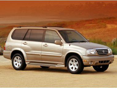 2002 Suzuki XL-7 SUV