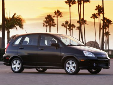 2002 Suzuki Aerio SX Hatchback