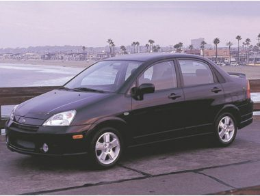 2002 Suzuki Aerio Sedan