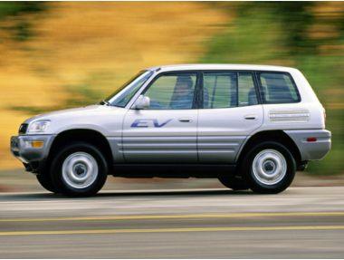 2002 Toyota RAV4 EV SUV