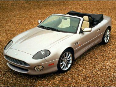 2003 Aston Martin DB7 Vantage Convertible