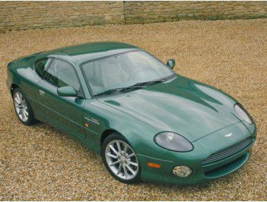 2002 Aston Martin DB7 Vantage Coupe