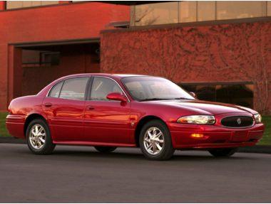 2004 Buick LeSabre Sedan