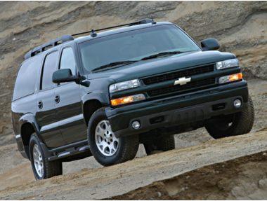 2006 Chevrolet Suburban 1500 SUV