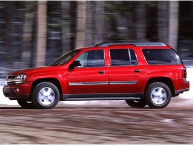 2004 Chevrolet TrailBlazer EXT SUV