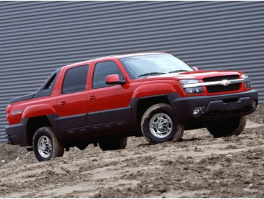 2004 Chevrolet Avalanche 2500 Truck