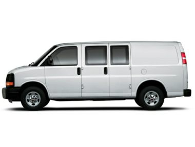 2003 GMC Savana Van