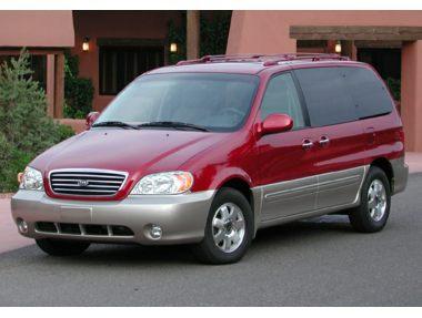 2003 Kia Sedona Van