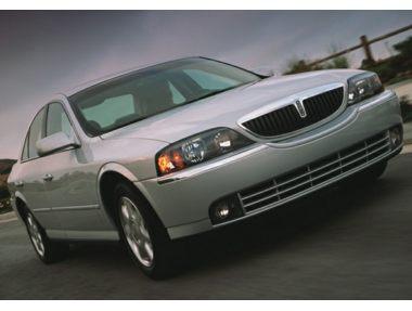 2004 Lincoln LS Sedan