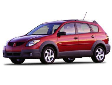 2004 Pontiac Vibe Hatchback