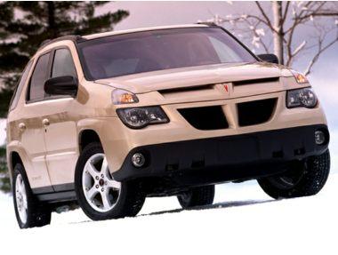 2004 Pontiac Aztek SUV
