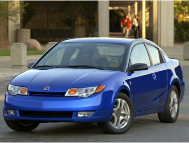 2004 saturn ion 2 m5 coupe ratings prices trims. Black Bedroom Furniture Sets. Home Design Ideas