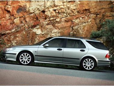 2004 Saab 9-5 Wagon