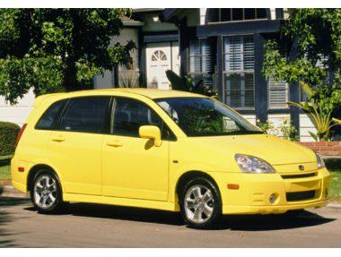 2004 Suzuki Aerio SX Hatchback
