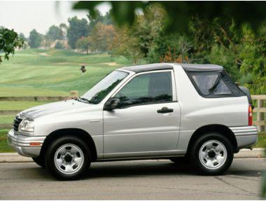 2003 Suzuki Vitara SUV