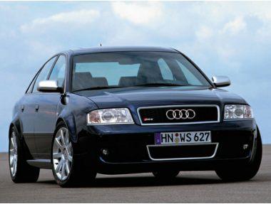 2003 Audi RS6 Sedan