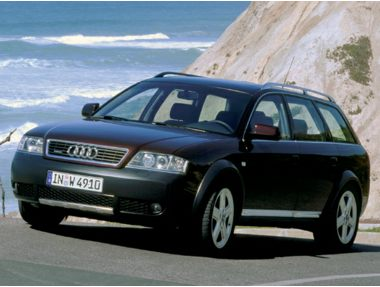 2004 Audi allroad Wagon