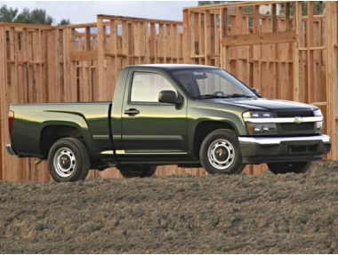 2004 Chevrolet Colorado Truck