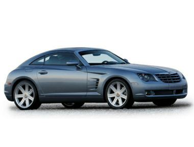 2005 Chrysler Crossfire Coupe