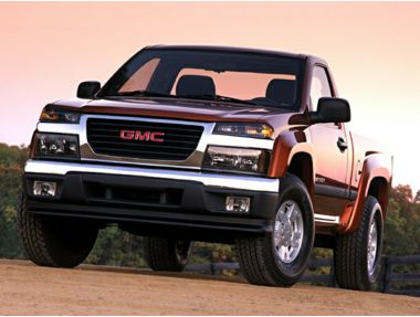 2004 GMC Canyon Truck
