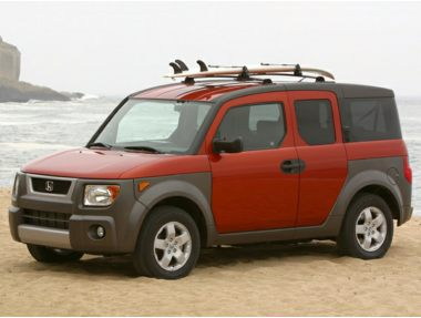 2004 Honda Element SUV