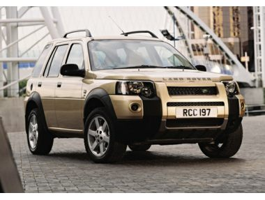2004 Land Rover Freelander SUV