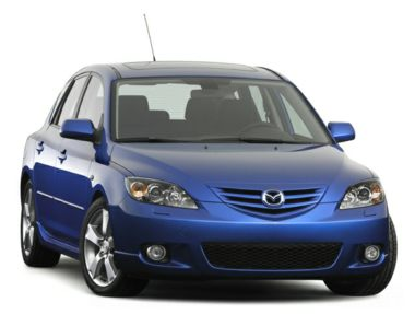 2006 Mazda Mazda3 Hatchback
