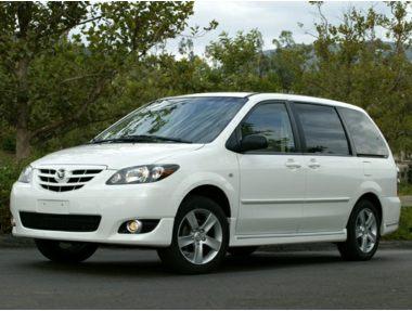 2005 Mazda MPV Van