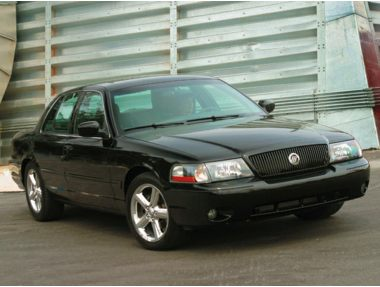 2004 Mercury Marauder Sedan
