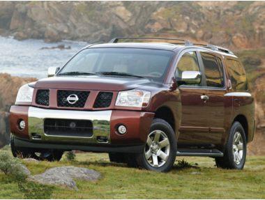 2004 Nissan Armada SUV
