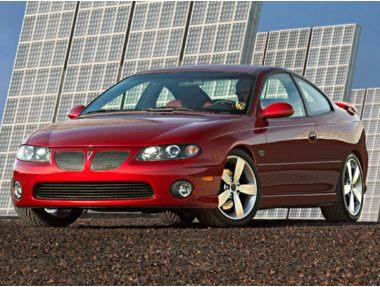2004 Pontiac GTO Coupe