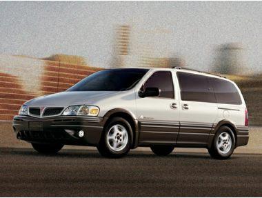 2005 Pontiac Montana Van