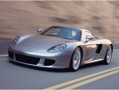 2004 Porsche Carrera GT Coupe