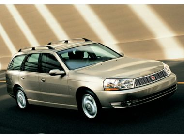 2004 Saturn L300 Wagon